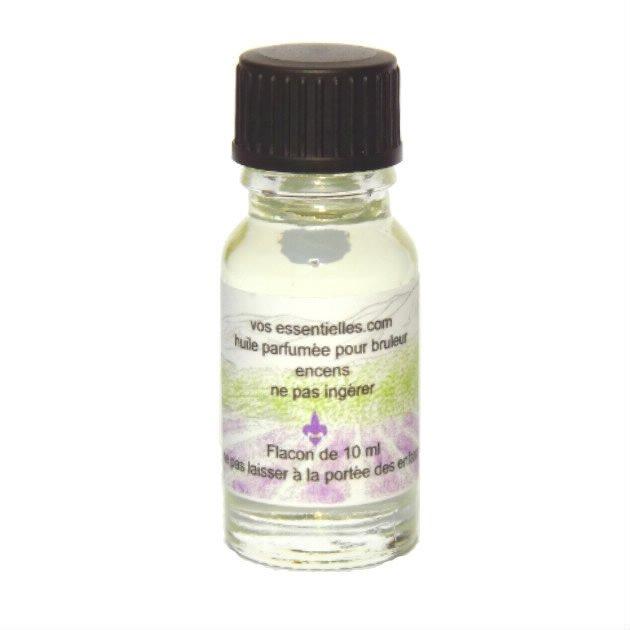 Huile parfumée à l'encens 10 ml
