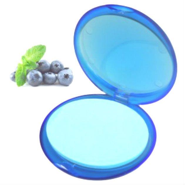 Nouveau étui de 20 feuilles de savon parfumé au bleueberry