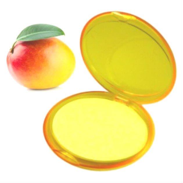 Nouveau étui de 20 feuilles de savon parfumé à la mangue.