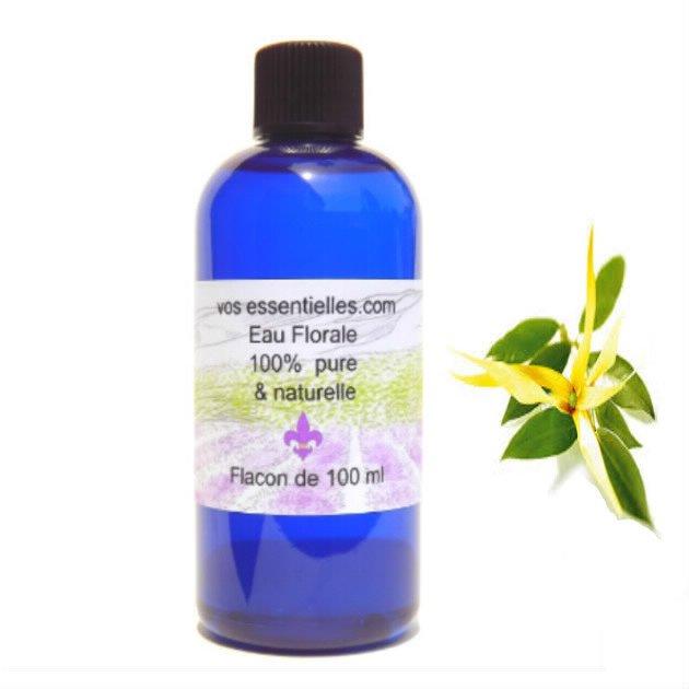 Eau florale d'Ylang Ylang 100ml